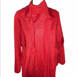 Nygard collection sweater set Size XL